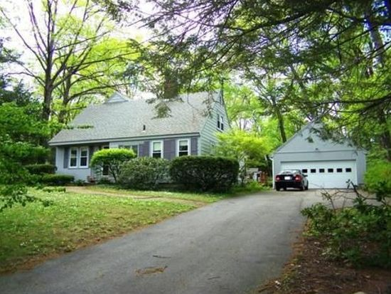 100 High Plain Rd, Andover, MA 01810