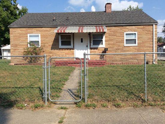2249 Saint Paul St, Indianapolis, IN 46203