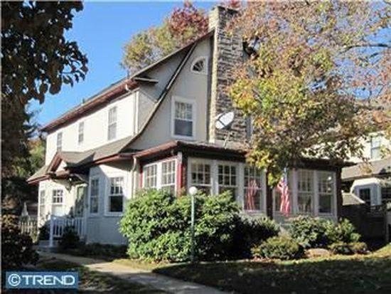 8242 Brookside Rd, Elkins Park, PA 19027