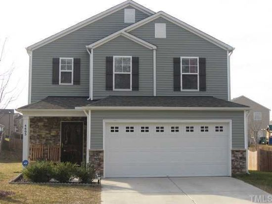 4605 Twin Spires Dr, Knightdale, NC 27545