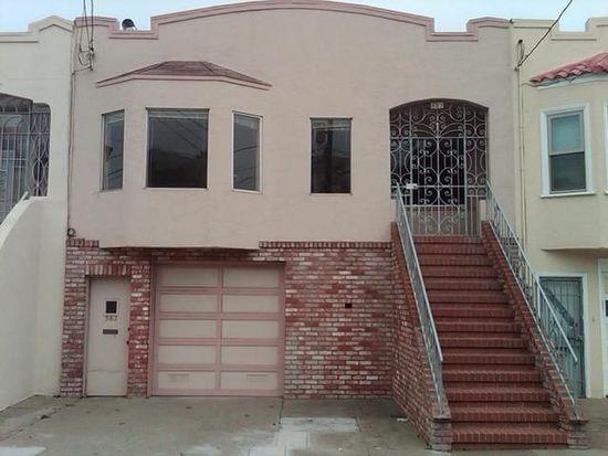 583 Silver Ave, San Francisco, CA 94112
