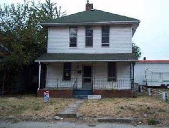 1326 Fletcher St, Anderson, IN 46016