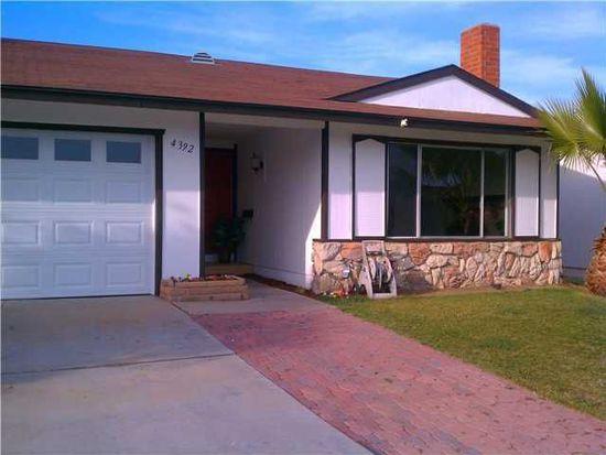 4392 Murrieta Cir, San Diego, CA 92154