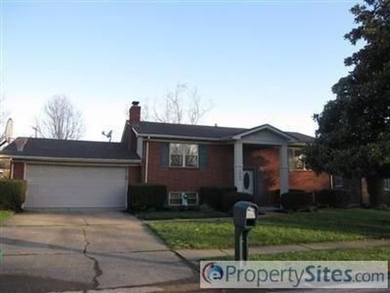 1005 Castlewood Dr, New Albany, IN 47150