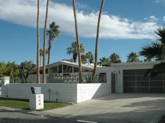 844 N Topaz Cir, Palm Springs, CA 92262