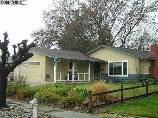 1585 Laverne Way, Concord, CA 94521
