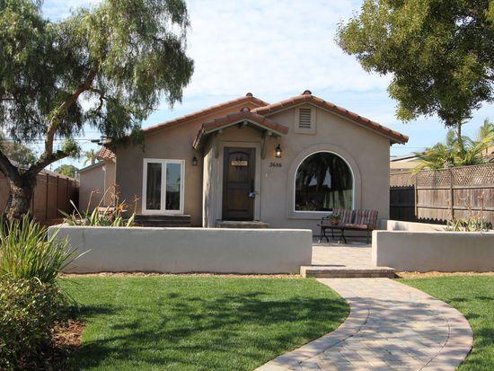 3686 37th St, San Diego, CA 92105