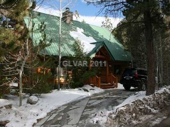 322 Ski Trail Rd, Mount Charleston, NV 89124