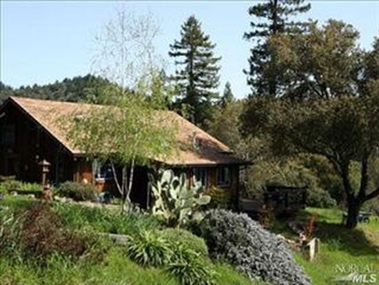 2480 Pool Ridge Rd, Guerneville, CA 95446