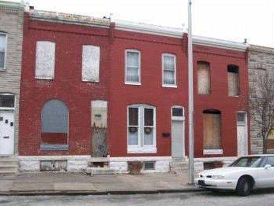 2245 E Biddle St, Baltimore, MD 21213