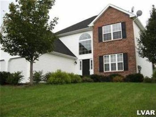 6947 Hearth Ln, Macungie, PA 18062