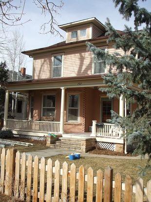 707 Maxwell Ave, Boulder, CO 80304