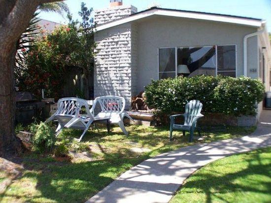 826-828 Wilbur Ave, Pacific Beach, CA 92109