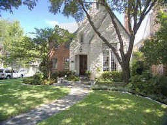 3554 Rosedale Ave, Dallas, TX 75205