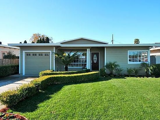 856 S Norfolk St, San Mateo, CA 94401