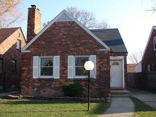 5776 Berkshire St, Detroit, MI 48224