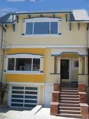 339 26th Ave, San Francisco, CA 94121