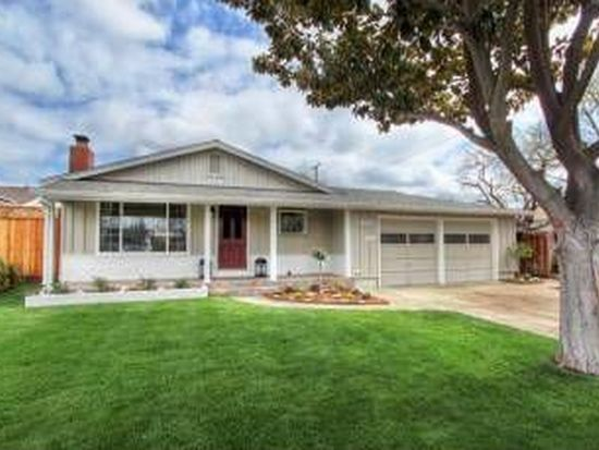1553 Alison Ave, Mountain View, CA 94040
