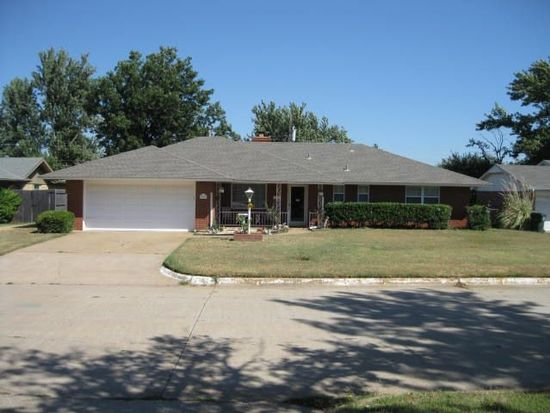 201 Orchard Dr, Midwest City, OK 73110