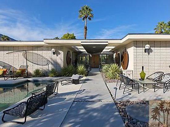 444 E Santiago Way, Palm Springs, CA 92264