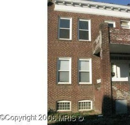2312 Allendale Rd, Baltimore, MD 21216