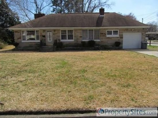 2 N Greenfield Ave, Hampton, VA 23666