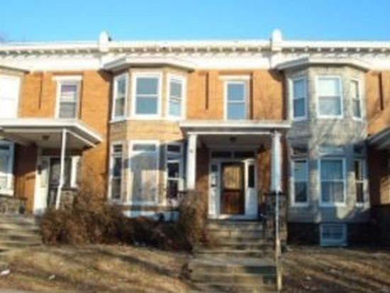 2322 W Lanvale St, Baltimore, MD 21216