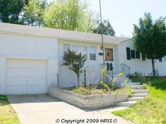 401 Kerby Hill Rd, Fort Washington, MD 20744