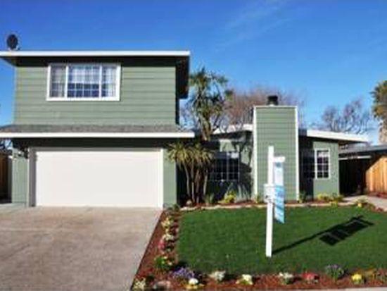2520 Rose Way, Santa Clara, CA 95051