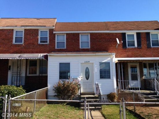 1519 Charlotte Ave, Baltimore, MD 21224