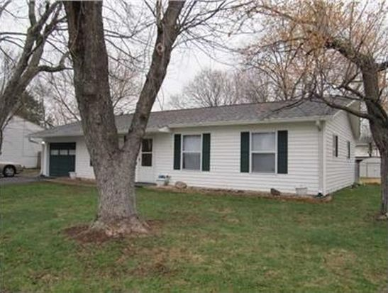 8049 Pickford Dr, Indianapolis, IN 46227
