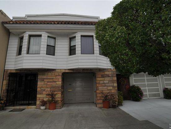 1414 44th Ave, San Francisco, CA 94122