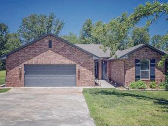 11117 S Timberline Dr, Norman, OK 73026