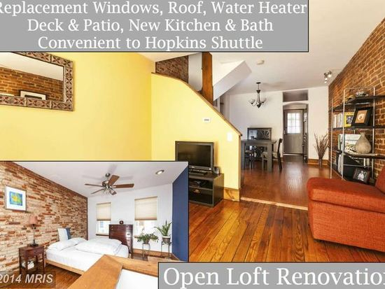2117 Moyer St, Baltimore, MD 21231