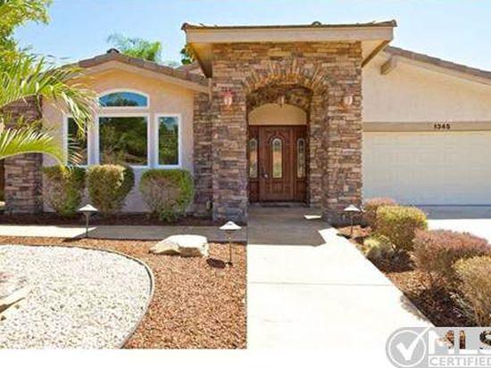 1345 Via Christina, Vista, CA 92084