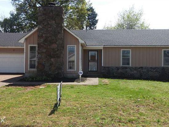 6731 Greenbark Dr, Memphis, TN 38115