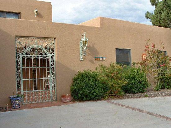 6635 Vista De Oro, Las Cruces, NM 88007