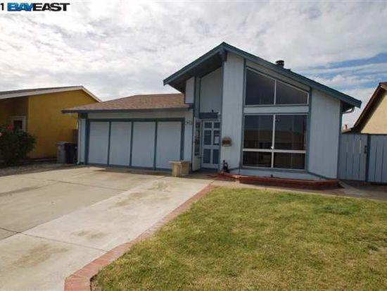 3813 Dunbar Pl, Fremont, CA 94536