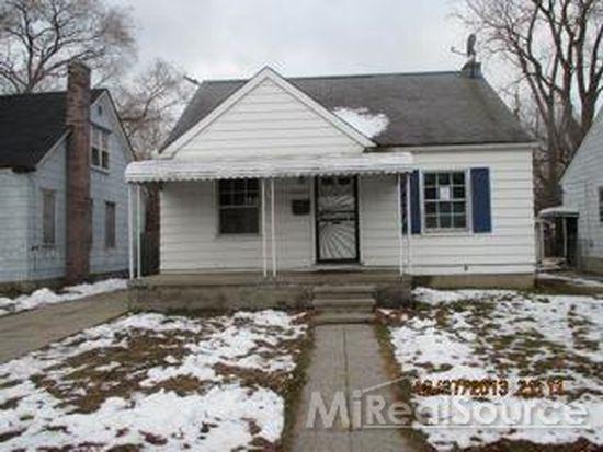 20527 Barlow St, Detroit, MI 48205