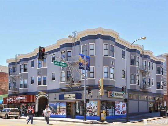 1200 Valencia St, San Francisco, CA 94110