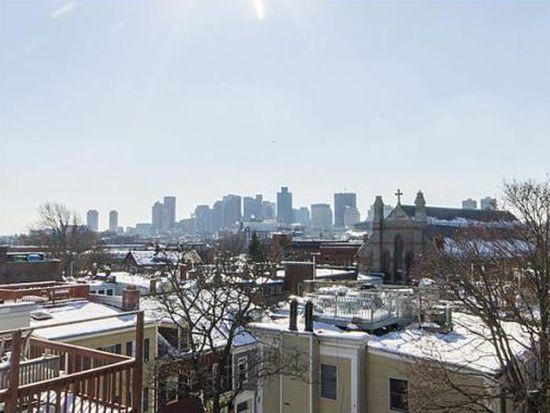 57 Monument Ave UNIT 3, Boston, MA 02129