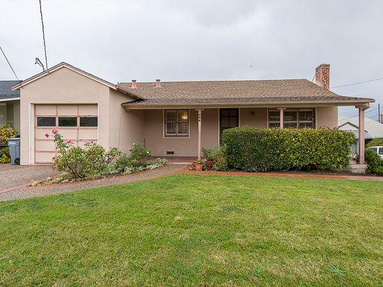 604 Juanita Ave, Millbrae, CA 94030