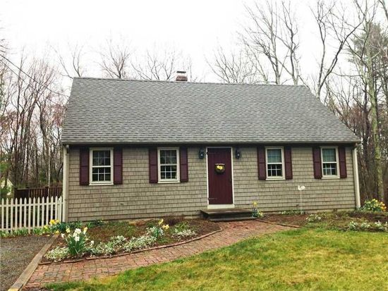 350 Trimtown Rd, Scituate, RI 02857
