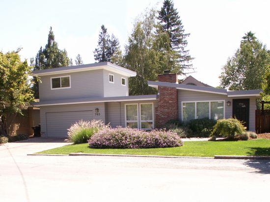 765 Josina Ave, Palo Alto, CA 94306