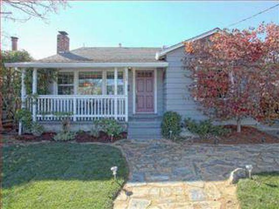 1166 Virginia Ave, Redwood City, CA 94061