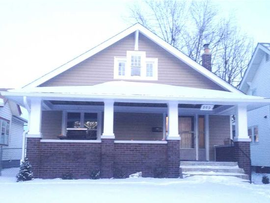 509 N Dequincy St, Indianapolis, IN 46201