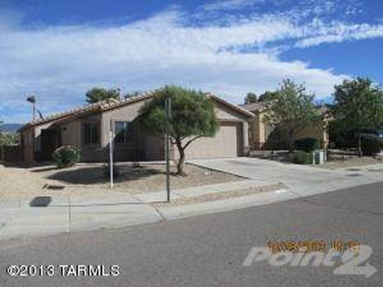 8515 E Sarnoff Ridge Loop, Tucson, AZ 85710