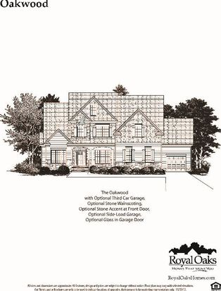 The Oakwood - Bella Casa The Estates by Royal Oaks Building Group