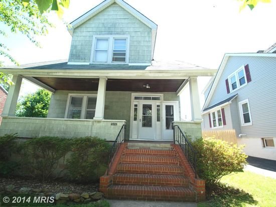 2909 Westfield Ave, Baltimore, MD 21214
