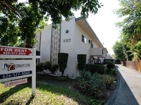 407 Hamilton Ave APT 2, Pasadena, CA 91106